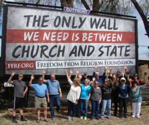 The Only Wall We Need Is Between Church And State