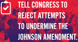 Johnson Amendment