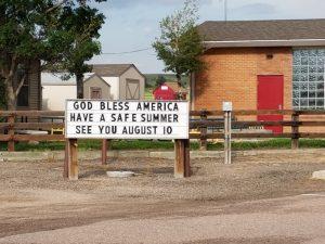 Cherry Valley Elementary Violation